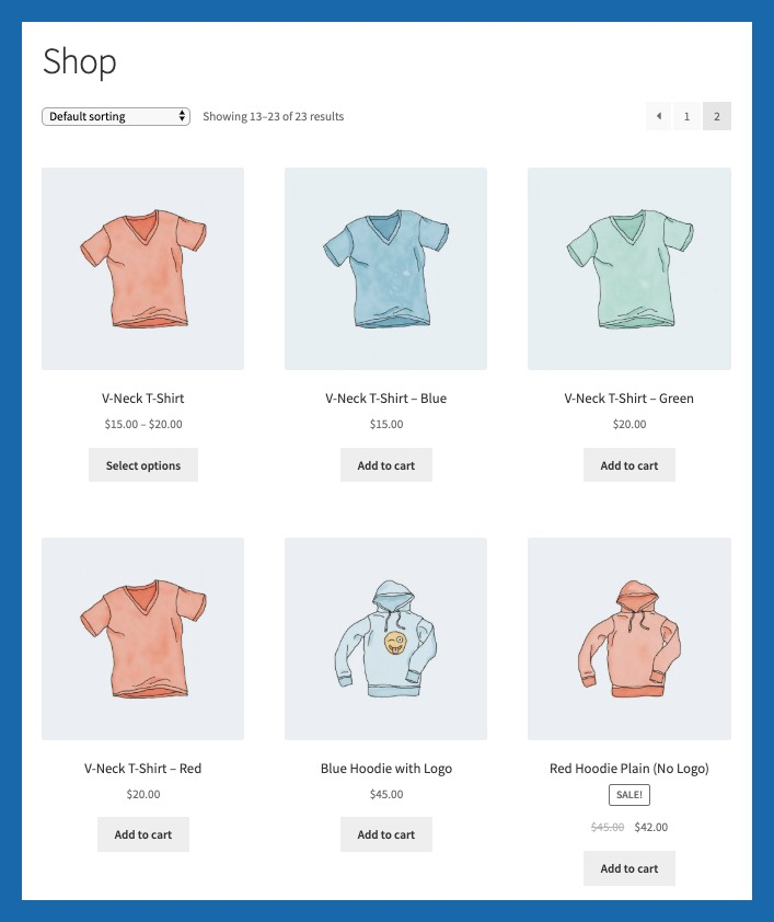 WooCommerce Show Single Variations on Shop Page